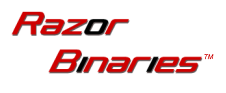 razor binaries logo